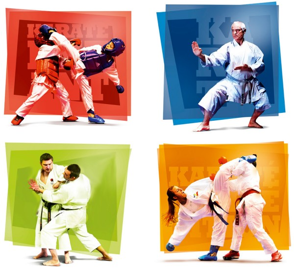 Timetable of classes and Karate registration for kids and adults