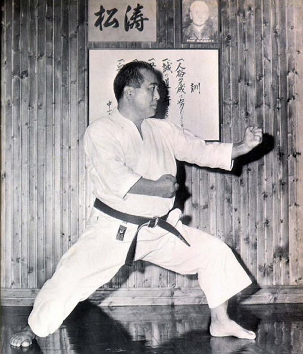 Sensei Taiji Kase - karate shotokan