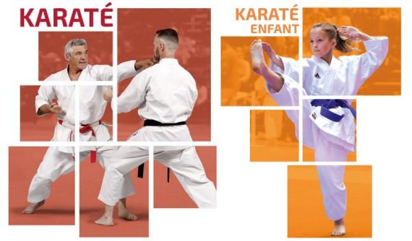Asociación de karate adultos y niños