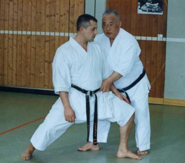 Pascal Lecourt et Taiji Kase - Luxembourg (1998)