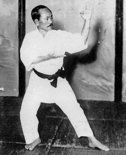 gichin funakoshi kata kanku dai