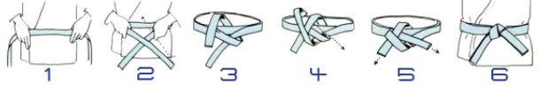 comment attacher sa ceinture
