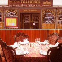 Restaurant Taj Mahal Colombes