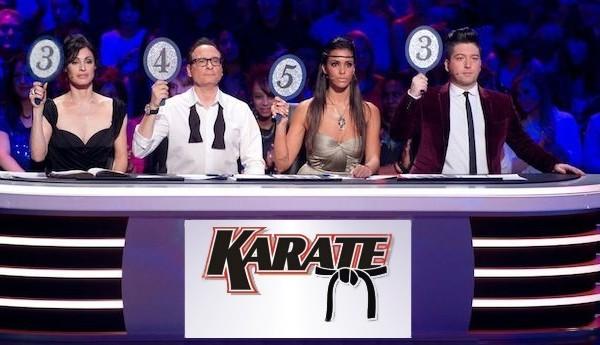 jury passage de grade karate