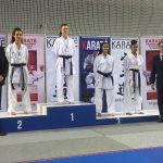 Nora Akrati 3ème aux champ. de France 2017