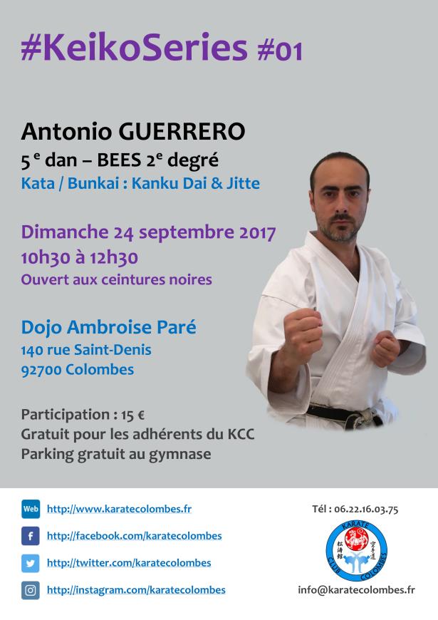 KEIKO SERIES #01 Antonio Guerrero 2017 09 24