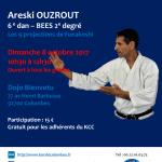 Stage avec Areski Ouzrout le 8 oct. 2017
