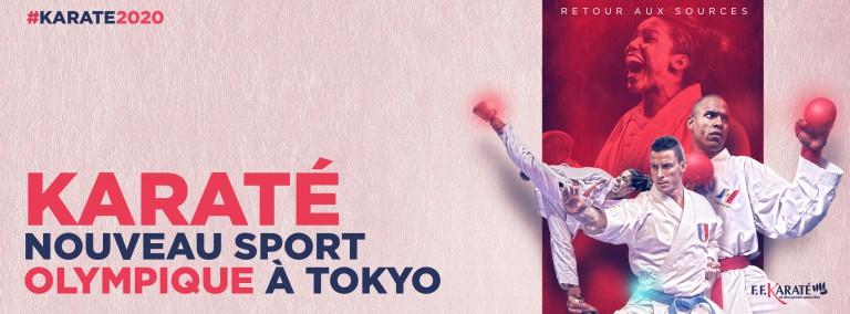 Karate Olympique Tokyo 2020