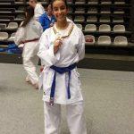 Nora Akrati 2ème à l'Open de Belgique 2017