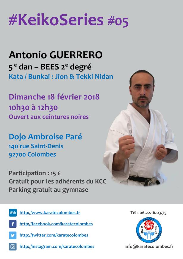 KEIKO SERIES #05 Antonio Guerrero 2018 02 18