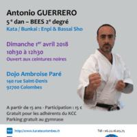 KEIKO SERIES #07 Antonio Guerrero 2018 04 01