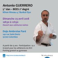 KEIKO SERIES #08 Antonio Guerrero 2018 04 29