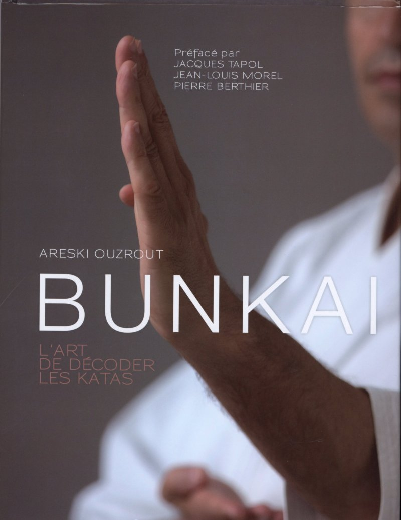 Livre - Bunkai l'art de décoder les katas
