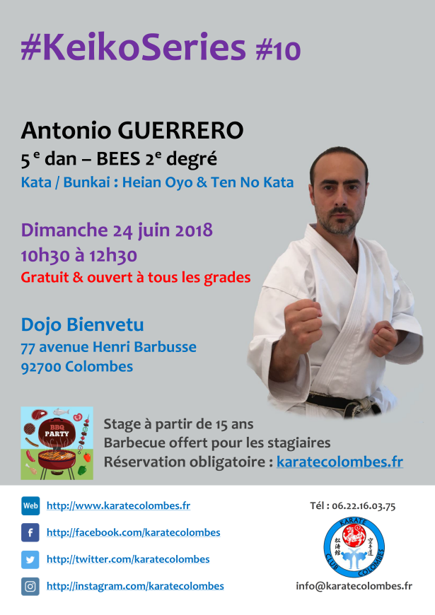 KEIKO SERIES #10 Antonio Guerrero 2018 06 24