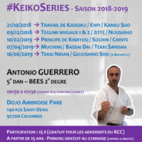 Programme Stages #KeikoSeries Saison 2018-2019