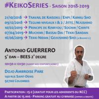 Programme Stages #KeikoSeries Saison 2018-2019