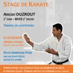 Stage avec Areski Ouzrout le 07-10-2018