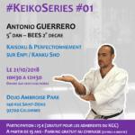 Stage karaté #KeikoSeries #01 le 21-10-2018