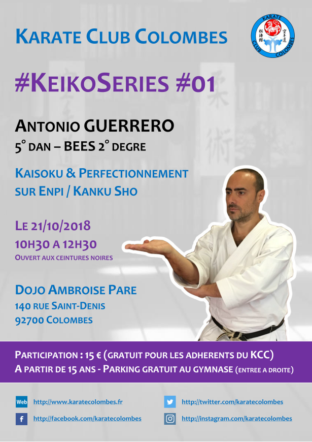 Stage #KeikoSeries #01 2018 10 21