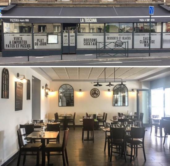 Restaurant La Toscana La Garenne-Colombes