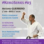 Stage karaté #KeikoSeries #03 le 10-02-2019