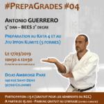 Stage karaté #PrepaGrades #04 le 17-03-2019