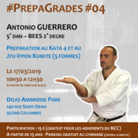 Stage #PrepaGrades #04 2019 03 17