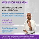 Stage karaté #KeikoSeries #04 le 07-04-2019