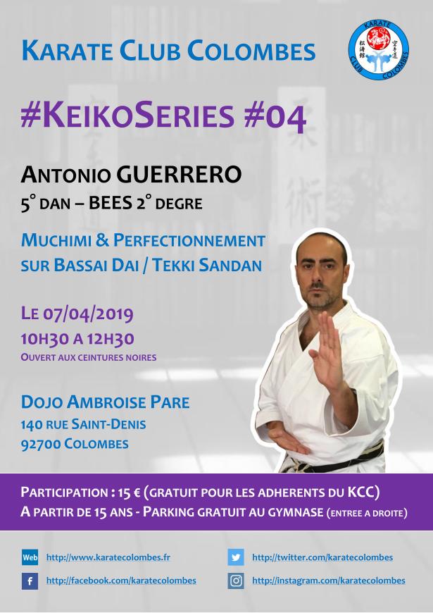 Stage #KeikoSeries #04 2019 04 07