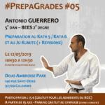 Stage karaté #PrepaGrades #05 le 12-05-2019