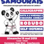 Enfants : Journée des Samouraïs le 19-05-2019