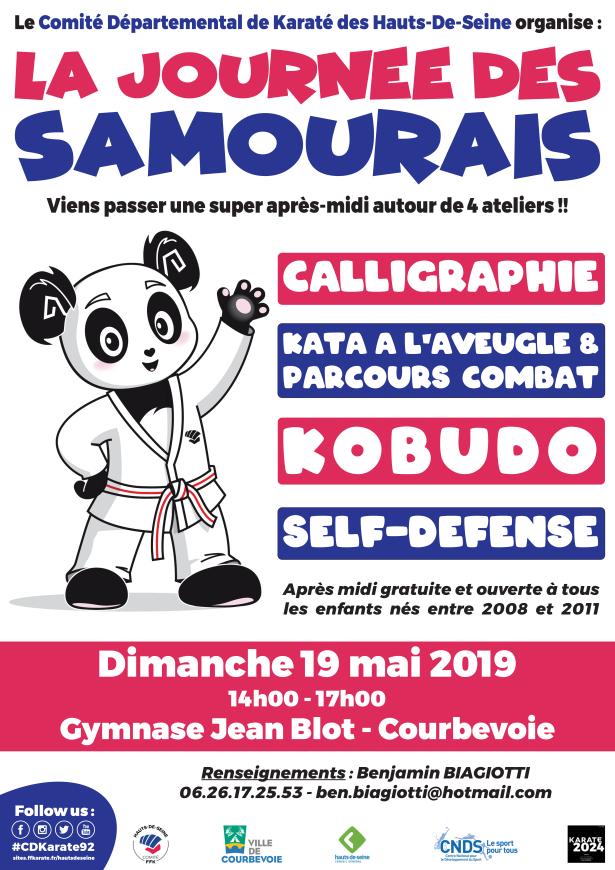 Journée des samourais 2019-05-16