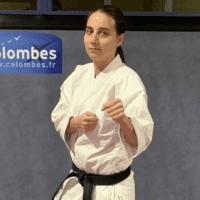Karateka du mois - Emilie M - 2019 06 FB