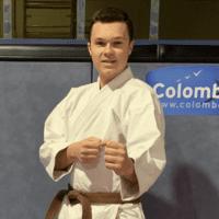 Karateka du mois - Roméo G - 2019 04 FB