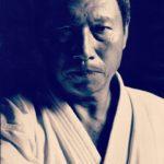 Superbe photo de Sensei Hiroshi Shirai 10° dan