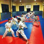 Travail du Kihon Ippon Kumite - cours karaté adulte