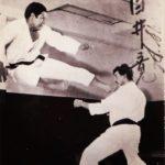 Hiroshi Shirai 10° dan - yoko tobi geri