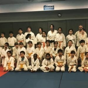 stage karate enfants et ados - champion du monde