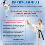 Fête du Club - Karaté Famille le 16-06-2019