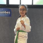 [Karatéka du mois] Anaïs T, 12 ans