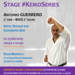 Stage karaté #KeikoSeries #05 le 23-06-2019