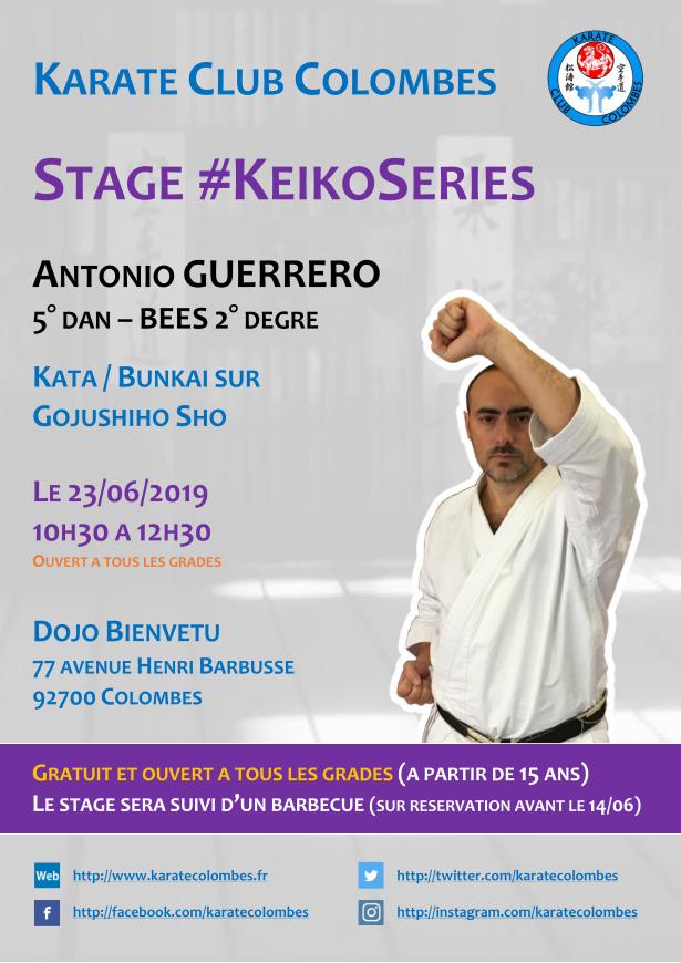 Stage #KeikoSeries #05 2019 06 23