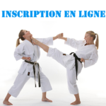 Inscription en ligne au Karate Club Colombes