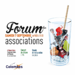 Forum des associations à Colombes 07-09-2019