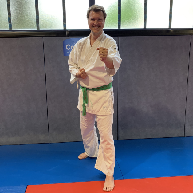 Karateka du mois - Vincent L - 2019 10 FB