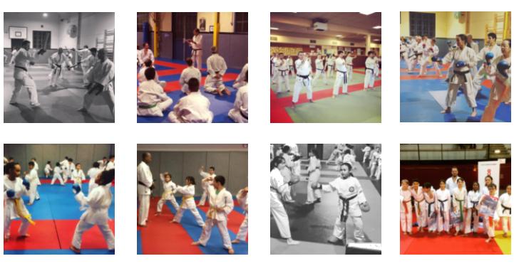 Cours de karaté adultes ados et enfants à Colombes