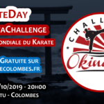 #KarateDay : #100KataChallenge le 25-10-2019