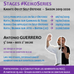 Stages #KeikoSeries - Saison 2019-2020
