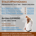 Stages #PrepaGrades - Saison 2019-2020