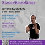 Stage karaté #KeikoSeries le 06-10-2019